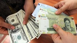 Ups and downs of value of Iranian rial
