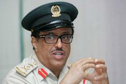 پلیس دوبی