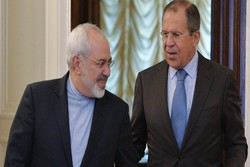 Lavrov, Zarif discuss coordination of Syria peace talks in phone call