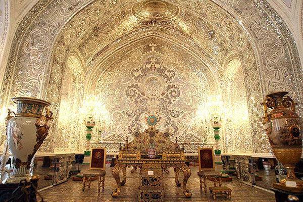 اجرای طرح عملیات عمرانی در حریم کاخ گلستان مورد موافقت قرار گرفت