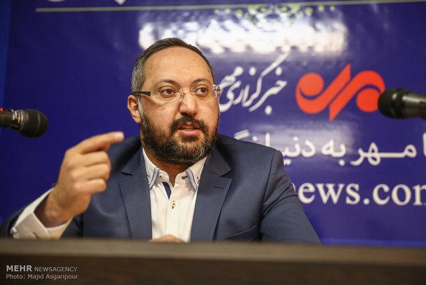 نشست خبری همایش دورنمای اقتصاد ایران