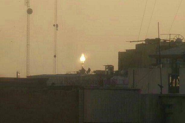 تفاصيل سماع دوي اطلاق نار في سماء طهران
