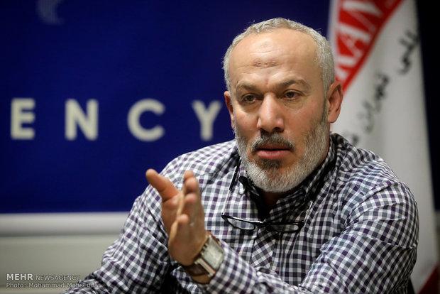 ممثل حركة الجهاد الاسلامي في طهران ناصر أبو شريف