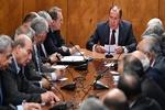 «لاوروف» در مسکو با نمایندگان گروه های فلسطینی دیدار کرد