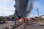 ۶ نفر در آتشسوزی شهرک شکوهیه قم مصدوم شدند/ علت حادثه
