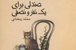 رمان «صندلی برای یک نفر و نصفی» منتشر شد