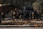 تسلط بر مسجد جامع  در شرق موصل/آزاد سازی محله های جدید