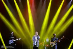 کنسرت اشوان در چهارمین روز سی و دومین جشنواره موسیقی فجر