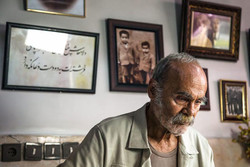 جمشید هاشم پور در انزوا