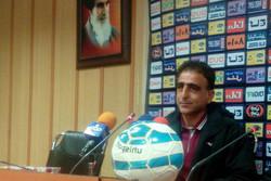 حسن استکی مربی تیم فوتبال ذوب آهن