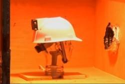 فیلم/ کلاهی برای خنک نگهداشتن کارگران