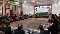 جلسه دهه فجر تهران