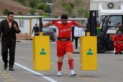 مسابقات قویترین مردان خارگ برگزار میشود