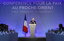 The Paris peace conference was like a funeral without a corpse