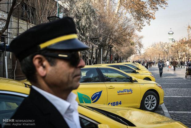 رونمایی از ناوگات حمل و نقل پاک شهر تهران