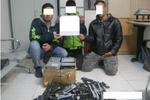 انهدام باند سارقان لوازم خودرو/اعتراف به ۱۶۰ فقرهسرقت