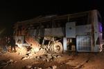 آخرین وضعیت مجروحان واژگونی اتوبوس در کمربندی رفسنجان