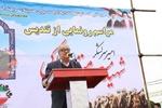 تندیس شهید « مسعود منفرد نیاکی» در آمل رونمایی شد