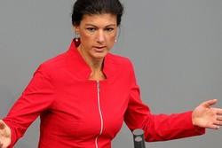 رهبر حزب چپ آلمان