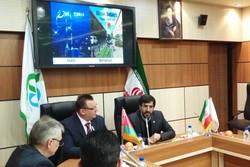 نائب وزير الصحة الإيراني يستقبل نظيره البلاروسي