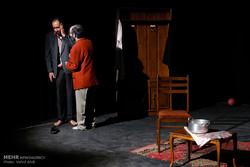 آیین اختتامیه دومین جشنواره تئاتر فجر استانی آذربایجان شرقی