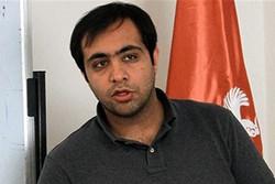حامد نجفی معاون ورزشی باشگاه تراکتورسازی