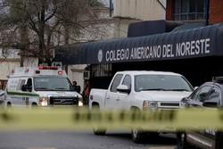 سه زخمی بر اثر تیراندازی در کالج مکزیکی