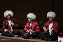 ششمین روز سی و دومین جشنواره موسیقی فجر در تالار رودکی