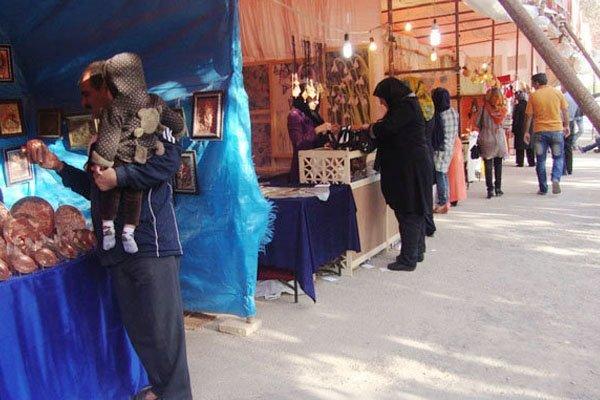 نخستین کارگاه آموزش صنایع دستی شهرستان سرخه افتتاح شد