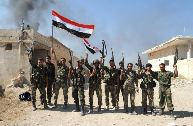 Syrian army continues to advance in Damascus countryside