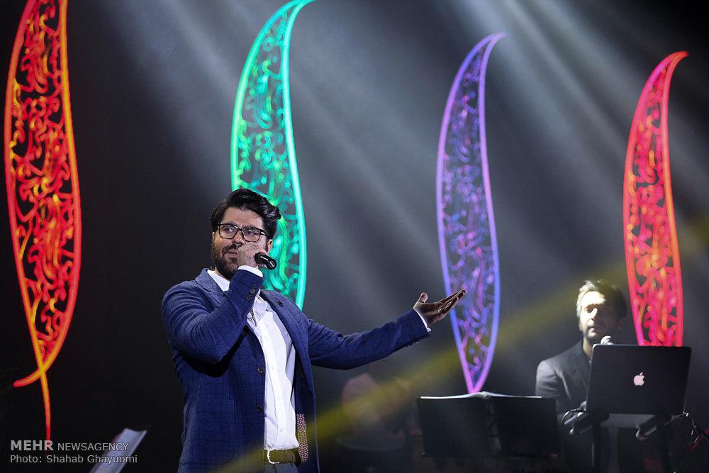 کنسرت حامد همایون در پنجمین روز سی و دومین جشنواره موسیقی فجر