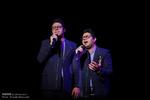 اجرای حجت اشرف زاده در ششمین روز سی و دومین جشنواره موسیقی فجر