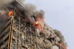 تخریب کامل ۴۰۰ واحد تجاری در ساختمان پلاسکو/سرقفلی مغازهها چقدر است؟