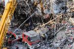 عیادت نماینده رهبرانقلاب از آتشنشانان مصدوم حادثه ساختمان پلاسکو