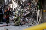 دستوردادستانی برای انتقال جرثقیلهای بخش خصوصی به محل حادثه پلاسکو
