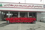 اعلام آمادگی آتش نشانان منطقه آزاد ارس جهت اعزام به تهران