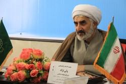 کراپشده - مدیرکل تبلیغات اسلامی گلستان