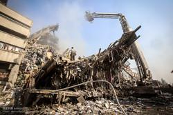 خسارت به بناهای ارزشمند اطراف پلاسکو/ آمادهباش به موزهها
