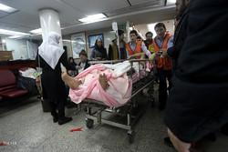 جزئیات مداوای زائران مصدوم سانحه تصادف در عراق