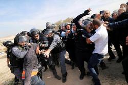 الجيش الاسرائيلي يقتحم مخيم شعفاط في مدينة القدس