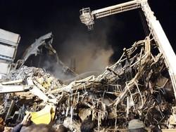 20 firefighters confirmed dead so far: Ghalibaf