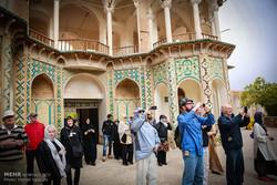 راهنمایان گردشگری جهان از قزوین دیدن می کنند