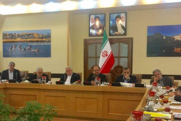 گرگان نقطه آغاز عملیات راه آهن گلستان به مشهد شد