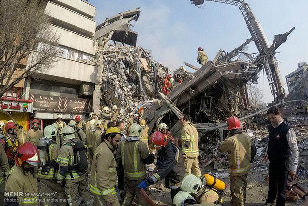 Search, rescue operation underway under debris