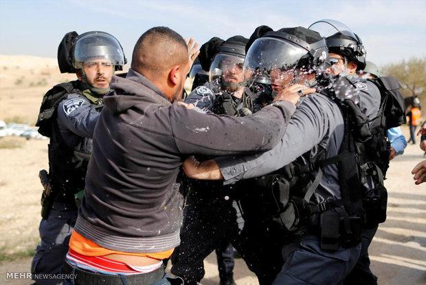 الاحتلال الصهيوني يعتقل أربعة شبان من نابلس