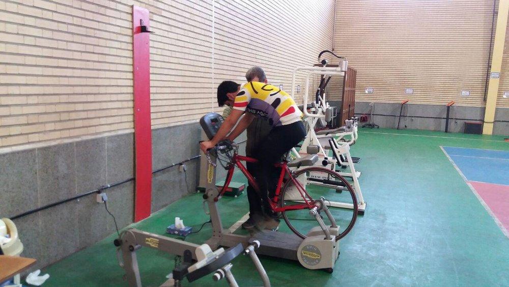 پایگاه قهرمانی تبریز مجموعه ای مجهز و مجانی برای قهرمانان ورزش