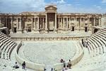 داعش بخشی از آمفیتئاتر روم باستان در «تدمر» سوریه را تخریب کرد