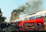 Tehran building collapse: Pray for firefighters