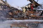 فیلم: تخریب ساختمان مجاور پلاسکو