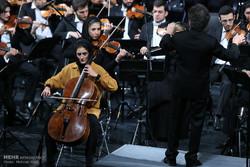 هفتمین روز سی و دومین جشنواره موسیقی فجر در تالار وحدت و رودکی